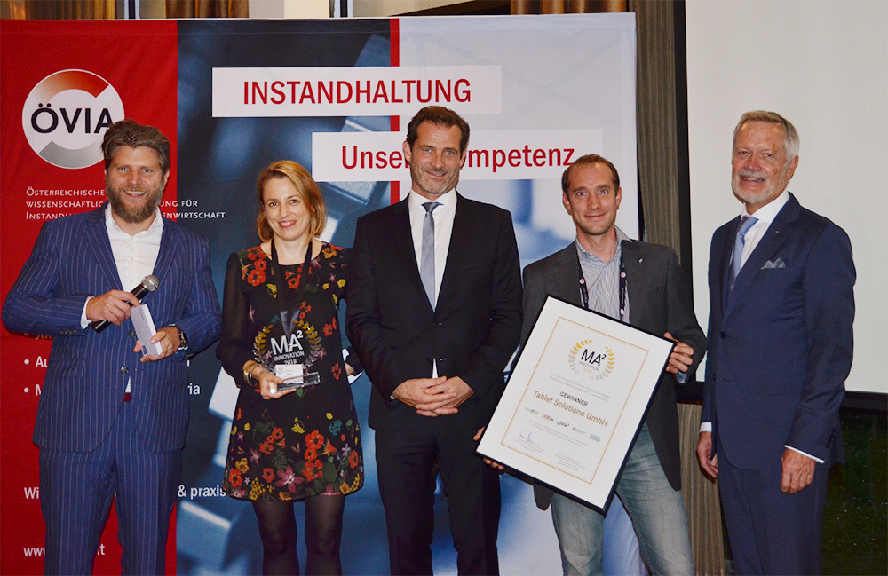 Innovation Award 2018: Tablet Solutions